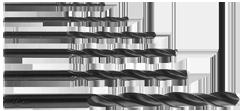 Spirálový vrták HSS D3-10 CE/10 495128