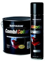 Alkyton sprej kovářská černá, 400 ml