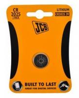 Baterie JCB CR2025, blistr 1ks