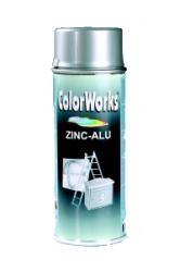 ColorWorks Hliníkovo-zinkový sprej 400 ml
