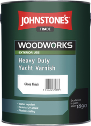 JOHNSTONE'S Heavy Duty Yacht Varnish – 0,75 l