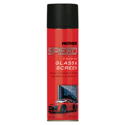 Mothers® Speed® Foaming Glass & Screen Cleaner
