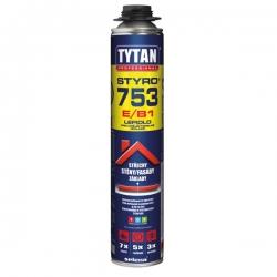 Lepidlo polyuretanové TYTAN STYRO 753