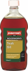 JOHNSTONE'S Teak Oil – 0,5 l