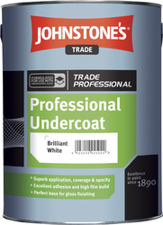 JOHNSTONE'S Professional Undercoat – Brilliant White 2,5 l